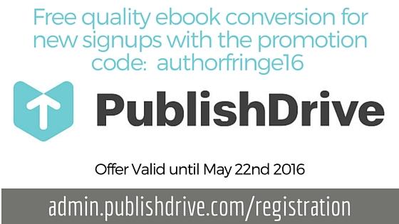 IAF BEA PublishDrive self-publishing discount