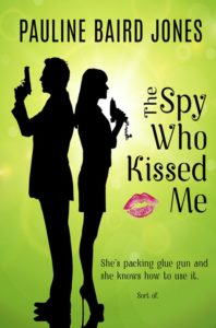 Cover of The Spy Who Kissed Me