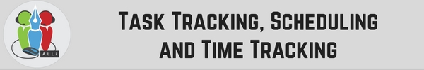 Author Tools: task tracking, scheduling and time tracking Jay Artale