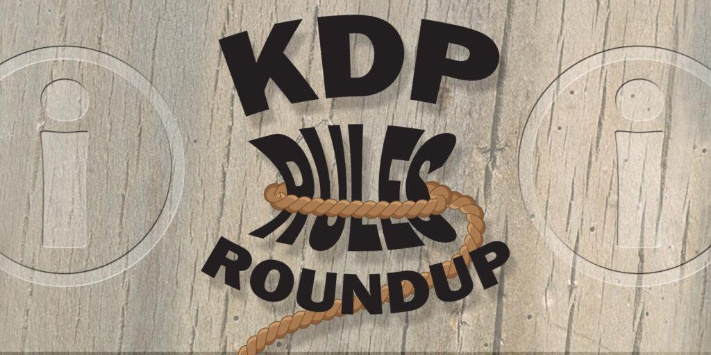 KDP Rules Roundup logo