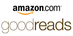 Amazon and Goodreads logo