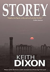 Cover of Storey by Keith Dixon
