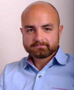 Head shot of Adam Croft