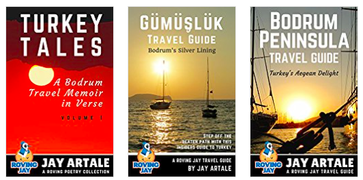 Jay Artale Turkey Travel Guides and Memoir