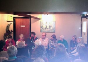 As are events like Hawkesbury Upton Literary Festival