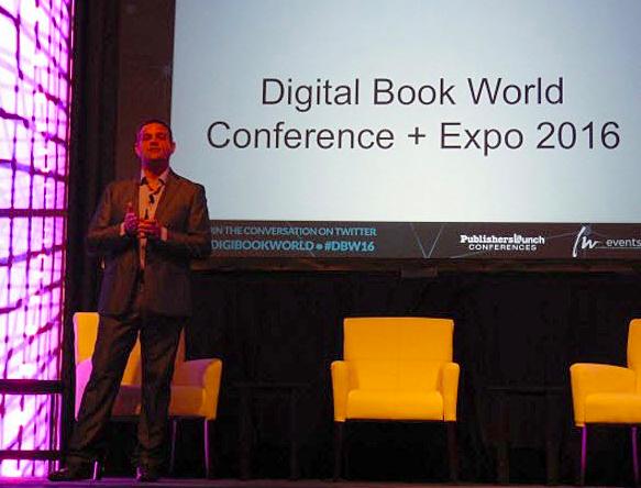 Data Guy at Digital Book World