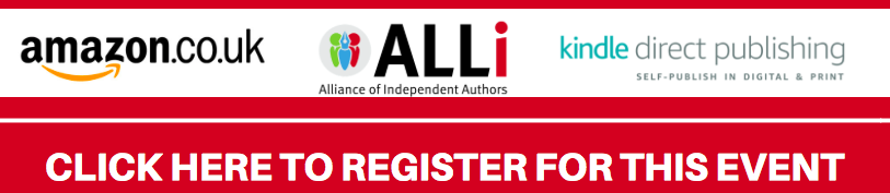 ALLi Amazon and KDP logo CLICK HERE TO REGISTER