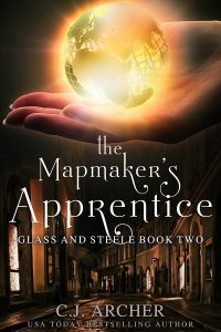 cover of The Mapmaker's Apprentice
