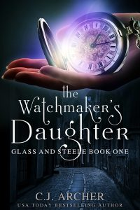 cover of The Watchmaker's Daughter