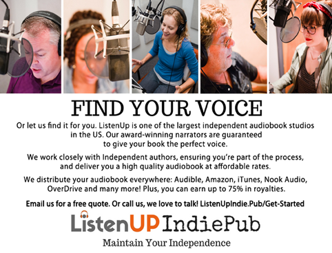 Listen Up Indie Pub