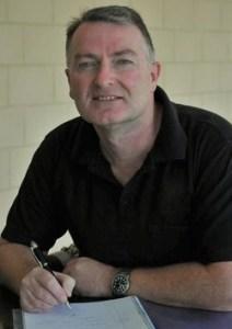 Head And Shoulders Shot Of Ian Andrew