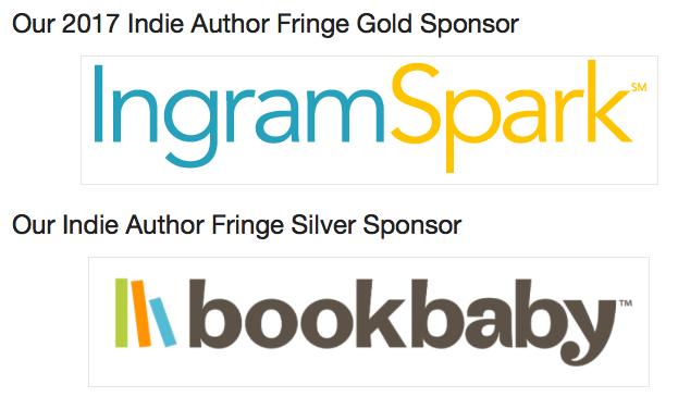 Indie Author Fringe Sponsor image