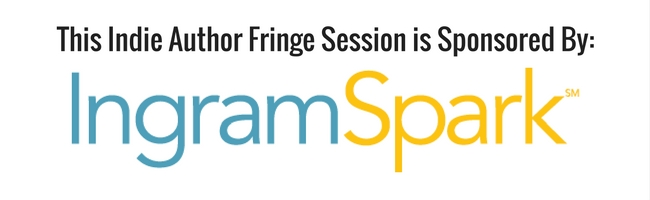 IngramSpark Sponsor Heading