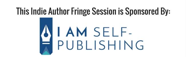 I Am Self-Publishing Sponsor Heading