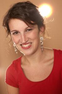 headshot of Emily Benet