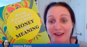 Joanna Penn Money and Meaning