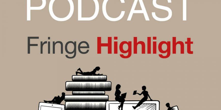 AskALLi Podcast Fringe Highlight Logo