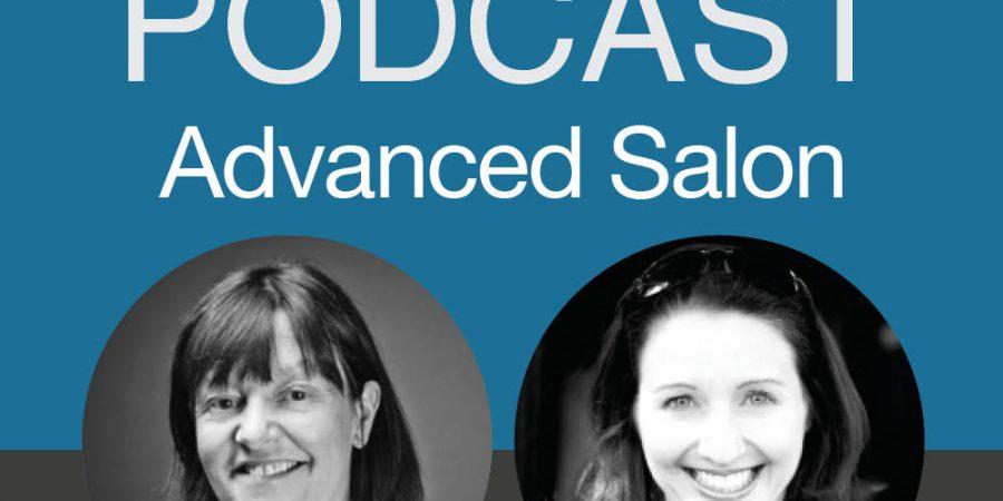 AskALLi Podcast Advanced Salon Logo