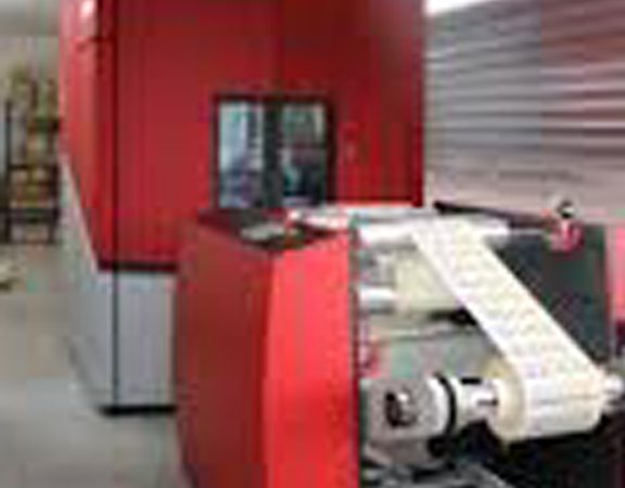 Image Of Print On Demand Digital Printing Machine