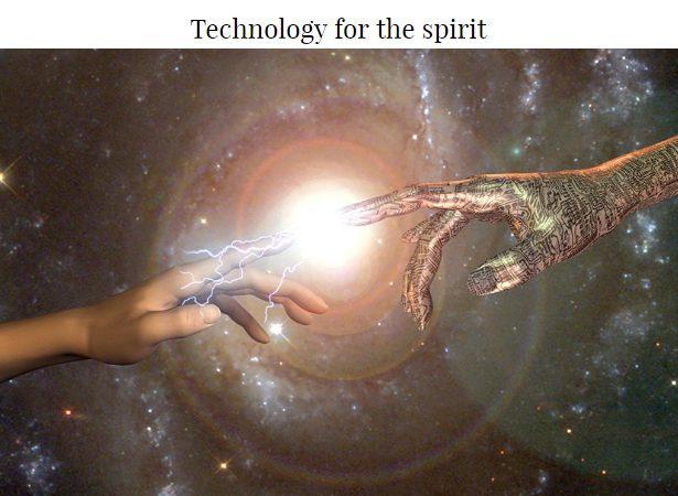 Cover Of Transhumanism Magazine