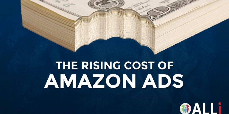 The Rising Cost Of Amazon AMS Ads