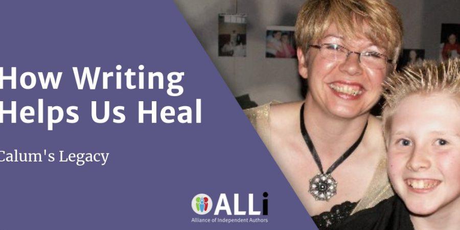 How Writing Helps Us Heal
