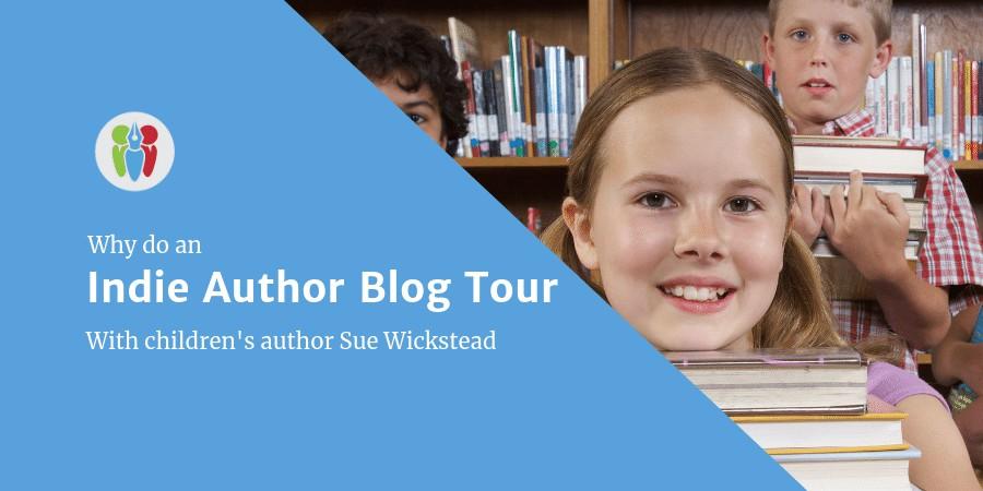 Indie Author Blog Tour