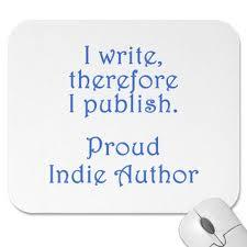 Self publishing writer mousepad
