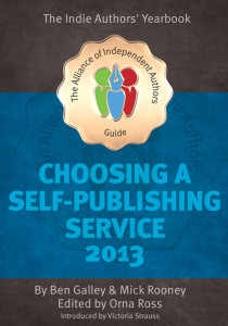 Indie Authors Alliance Yearbook