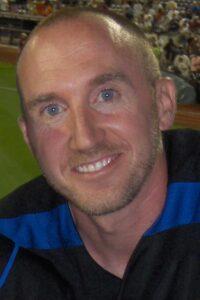 The author Raymond Bean