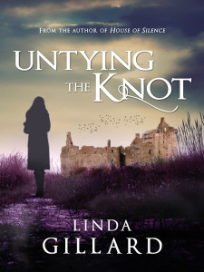 Cover of Untying the Knot by Linda Gillard