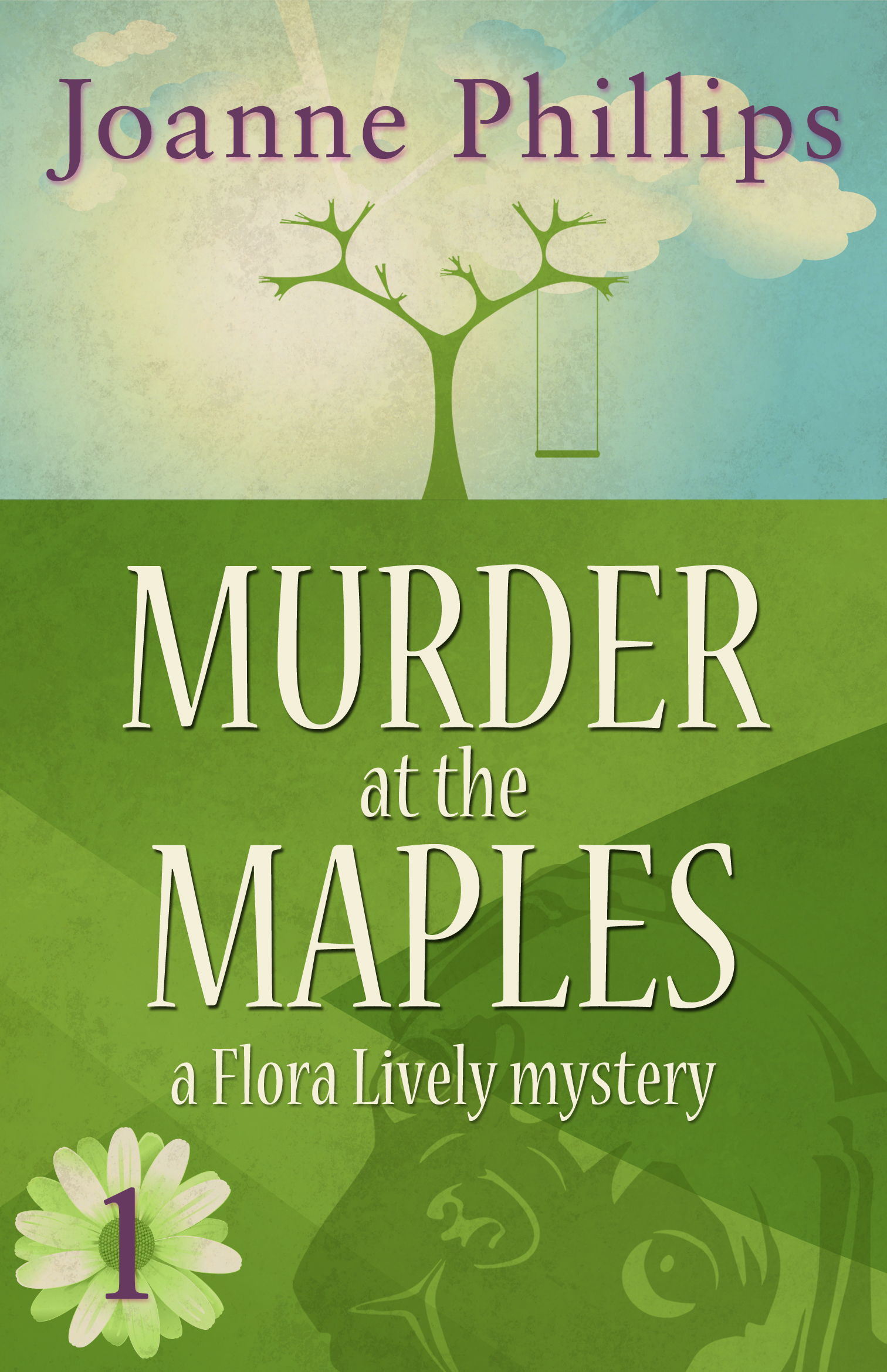 Cover Of Cozy Mystery By Joanna Phillips