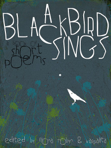 "Cover of ""A Blackbird Sings"""