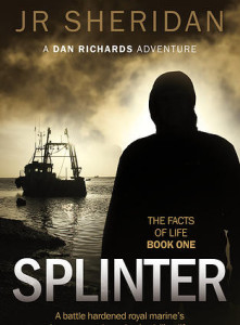 Cover image of Splinter by J R Sheridan