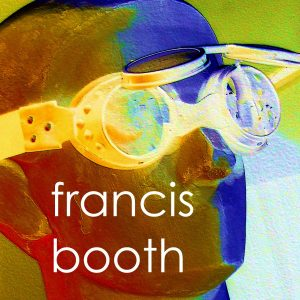 Stylised photo of Francis Booth