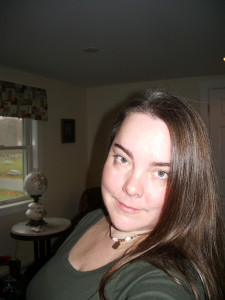 Indie author Christine Frost