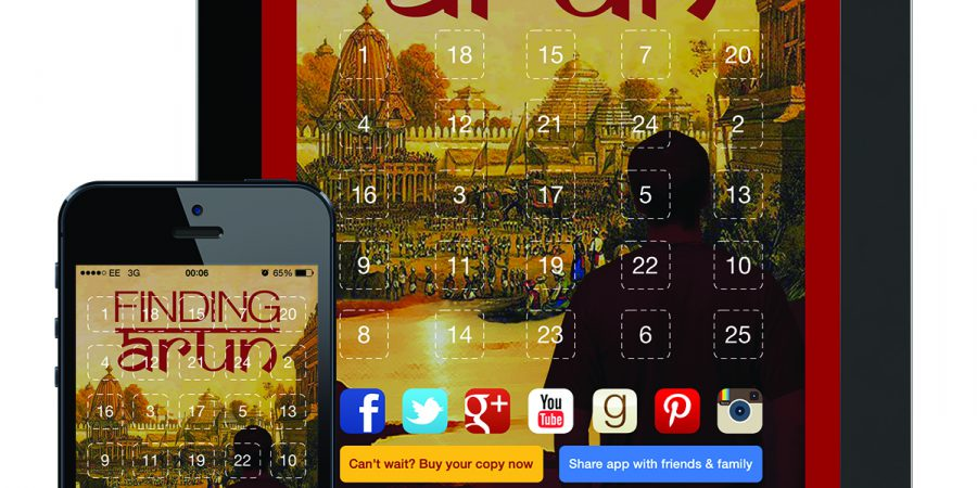 Arun Advent App On IPhon And IPad