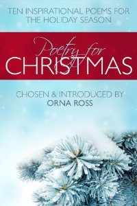 Christmas poetry book