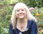 The historical novelist Helen Hollick