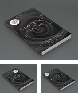 3 redesigned covers by Simon Avery