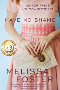 Cover of Have No Shame by Melissa Foster