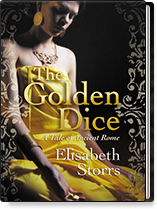 Cover of The Golden Dice by Elisabeth Storrs