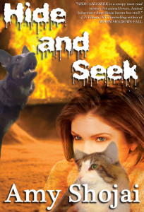 Cover of Hide and Seek by Amy Shojai