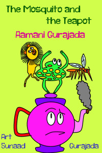 Rasana Atreya has also self-published this book written and illustrated by her children