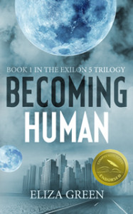 Cover of Becoming Human by Eliza Green