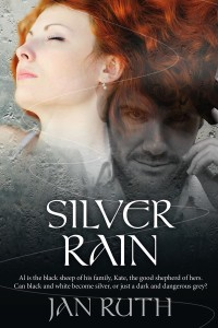 Cover of Silver Rain by Jan Ruth