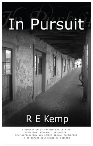 Cover of In Pursuit by Rebecca Kemp