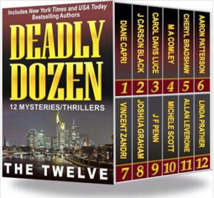 Image of the Deadly Dozen boxed set