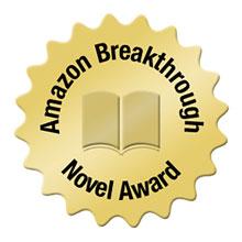 Badge for Amazon Breakthrough Novel Award