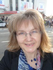Lorna Ferguson at LBF13